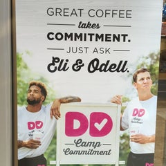 Photo taken at Dunkin Donuts by Cari on 9/13/2015