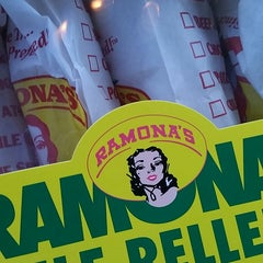 Photo taken at Ramona's Mexican Food by Taneshia C. on 11/6/2014