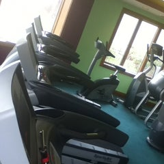 Photo taken at Deer Valley Racquet & Fitness Club by Cynthia C. on 11/23/2012