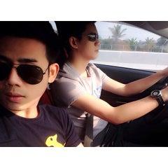 Photo taken at ทางหลวงพิเศษหมายเลข 7 (Motorway No. 7) by Amp A. on 1/26/2014