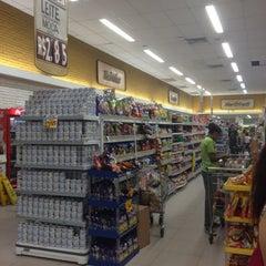 Photo taken at Supermarket by Luiz M. on 10/18/2012