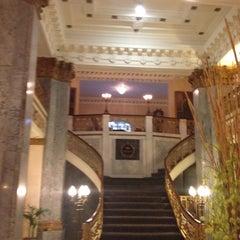 Photo taken at The Seelbach Hilton Louisville by MTV on 9/21/2012