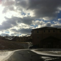 Photo taken at Capital Camps & Retreat Center by Ed K. on 2/1/2013