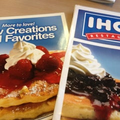 Photo taken at IHOP by Spiffy H. on 12/14/2012