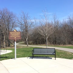 Photo taken at Helder Park by Kyle T. on 4/20/2014