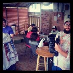 Photo taken at Hoplite Pub and Beer Garden by Matt W. on 5/3/2013