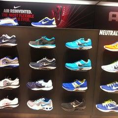 Photo taken at Nike Shop Ilica by Snjezana B. on 4/13/2013