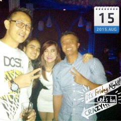 Photo taken at X2 Club, EGO, equinox, DIAGONALE by Windra P. on 8/14/2015