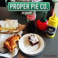 Photo taken at Proper Pie Co. by W. R. L. S. on 2/22/2013
