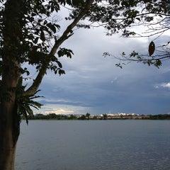 Photo taken at Taman Layang-Layang (Kite Flying) Kepong by Ahmad Z. on 1/1/2013