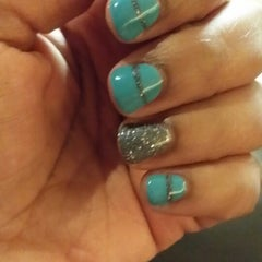 Photo taken at Diva Nails by Lisa F. on 5/23/2014