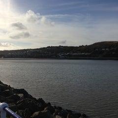 Photo taken at Fishguard Ferry Port by Mattyjim J. on 10/16/2012