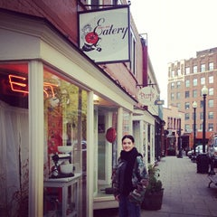 Photo taken at Early Girl Eatery by Jack T. on 11/2/2012