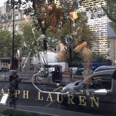 Photo taken at Ralph Lauren by Jerome B. on 8/30/2014