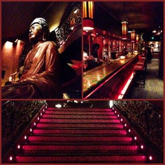 Photo taken at Buddha Bar by Christian S. on 3/13/2013