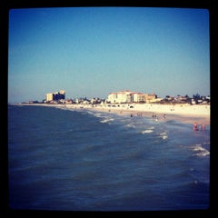 Photo taken at Clearwater Beach Pier by Priscilla F. on 11/9/2012