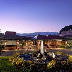 Photo taken at Hyatt Regency Monterey Hotel & Spa On Del Monte Golf Course by Monterey H. on 2/28/2015