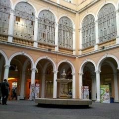 Photo taken at Facultad de Ciencias Económicas (UBA) by Andy on 11/10/2012