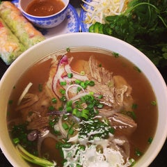Photo taken at Pho Thanh by Stacy T. on 9/1/2013