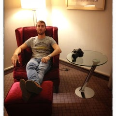 Photo taken at Hilton London Gatwick Airport by Martin B. on 10/14/2012