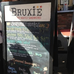 Photo taken at Bruxie by Curtis A. on 11/3/2012