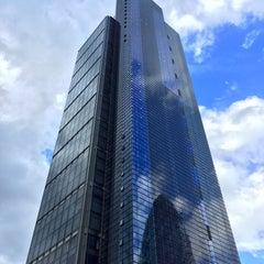 Photo taken at Heron Tower by Neli P. on 7/6/2015