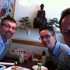 Photo taken at Tokyo Sushi by Michael Angelo C. on 9/24/2012