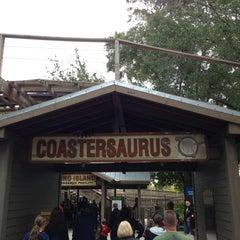 Photo taken at Coastersaurus by Stephen G. on 11/29/2013