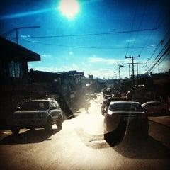 Photo taken at San Isidro de El General by Natalio V. on 2/18/2013