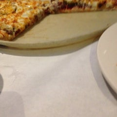 Photo taken at Minsky's Pizza by Sara W. on 1/25/2014
