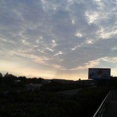 Photo taken at Agip by Vojta P. on 9/21/2014