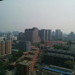 Photo taken at Google China 谷歌中国 by Raoul M. on 4/12/2014