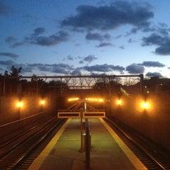 Photo taken at MBTA Ruggles Station by Matt S. on 4/2/2013