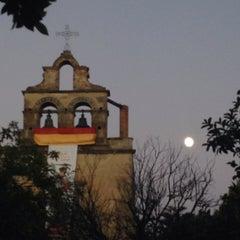 Photo taken at Jardín de San Miguel de Mezquitán by Galileo O. on 9/27/2015