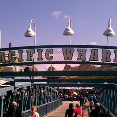 Photo taken at Pacific Wharf by NMROD on 10/12/2012