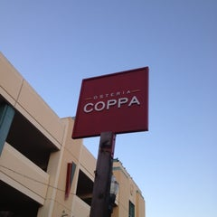 Photo taken at Osteria Coppa by Trey P. on 10/4/2012