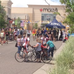 Photo taken at The Shops At Northfield Stapleton by Peju A. on 6/15/2013