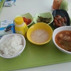 Photo taken at KAIST 동측식당 by Minsoo C. on 9/24/2012