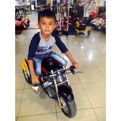 Photo taken at Kediri Mall by De O. on 7/5/2014
