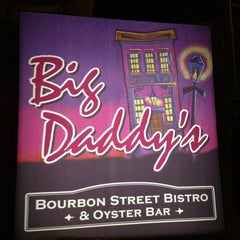 Photo taken at Big Daddy's Bourbon Street Bistro & Oyster Bar by Kevin S. on 1/13/2013