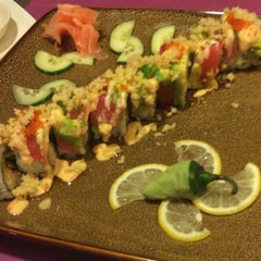 Photo taken at Sozo Sushi by Lexi B. on 7/16/2015
