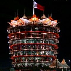Photo taken at Bahrain International Circuit by Mohd S. on 4/4/2013