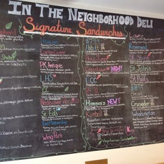 Photo taken at In the Neighborhood Deli by Jason P. on 6/21/2014