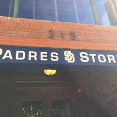 Photo taken at Padres Store by Rose M. on 11/23/2015