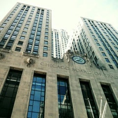 Photo taken at Chicago Board of Trade by Julian W. on 6/6/2015