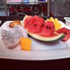 Photo taken at Little Saigon Boutique Hotel by Dmitry Z. on 10/5/2012