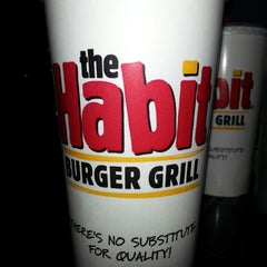 Photo taken at The Habit Burger Grill by Larry S. on 2/17/2013