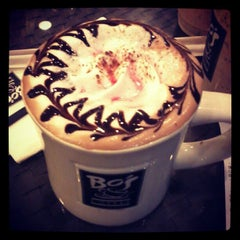 Photo taken at Bo's Coffee by Aiai P. on 2/15/2013