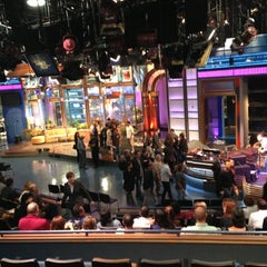 Photo taken at The Tonight Show with Jay Leno by Justin on 11/3/2012