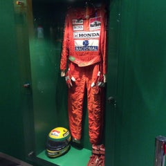 Photo taken at 大賽車博物館 / Museu do Grande Prémio / Grand Prix Museum by Takeru on 10/10/2015